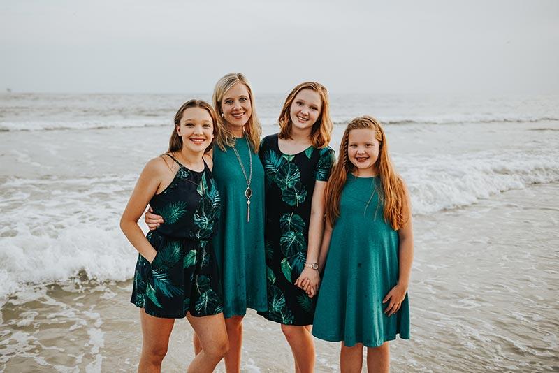 Dauphin Island Family Photographer Dauphin Island Alabama Beach Portraits Photographer