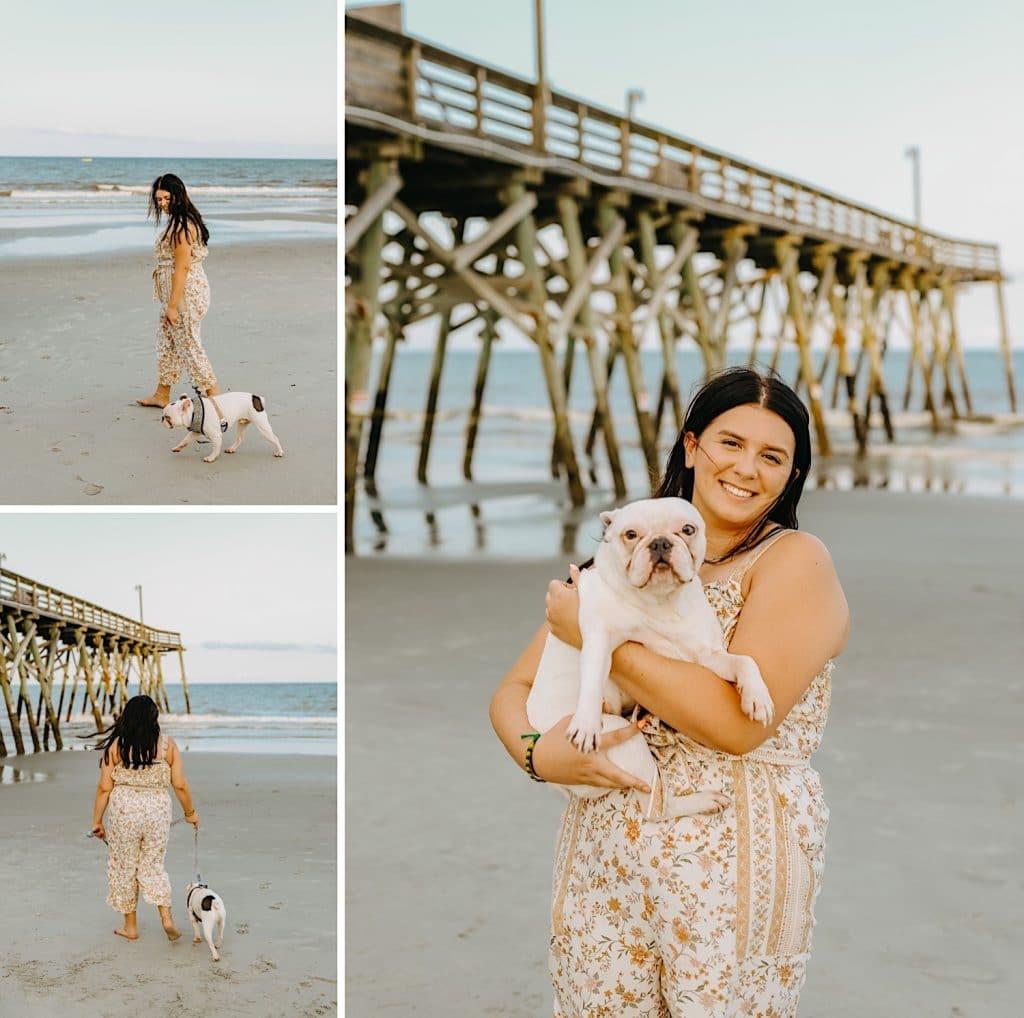 Furry Family Photos in Myrtle Beach 2