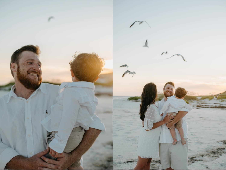Navarre Beach Family Photos 12